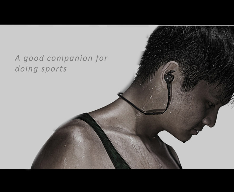 Edifier Bluetooth 4.0 Water Proof Sports Headphone HD sound and DSP noise reduction Dual Bluetooth Pairing, NFC, APT-X, CVC enhanced features, Dual Bluetooth Pairing - W288BT