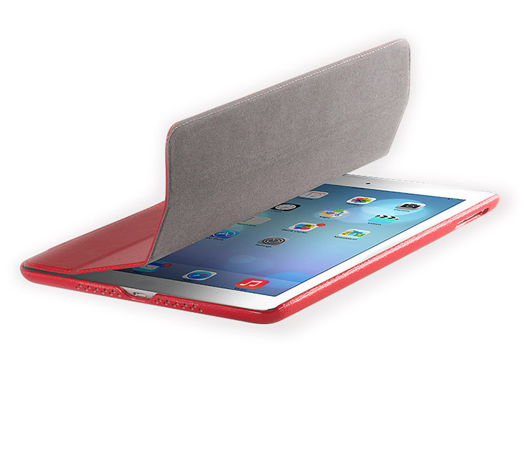 HOCO Genuine Leather Covers / Cases / Sleeve Bags  for iPad Air - Auto Sleep / Awake Feature