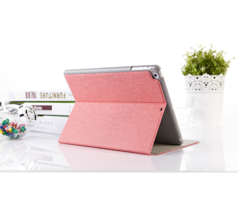 mooke Protective Covers for iPad Air - Glittering Series - Maya Texture - Ultra Thin -  Auto Sleep / Wake Feature