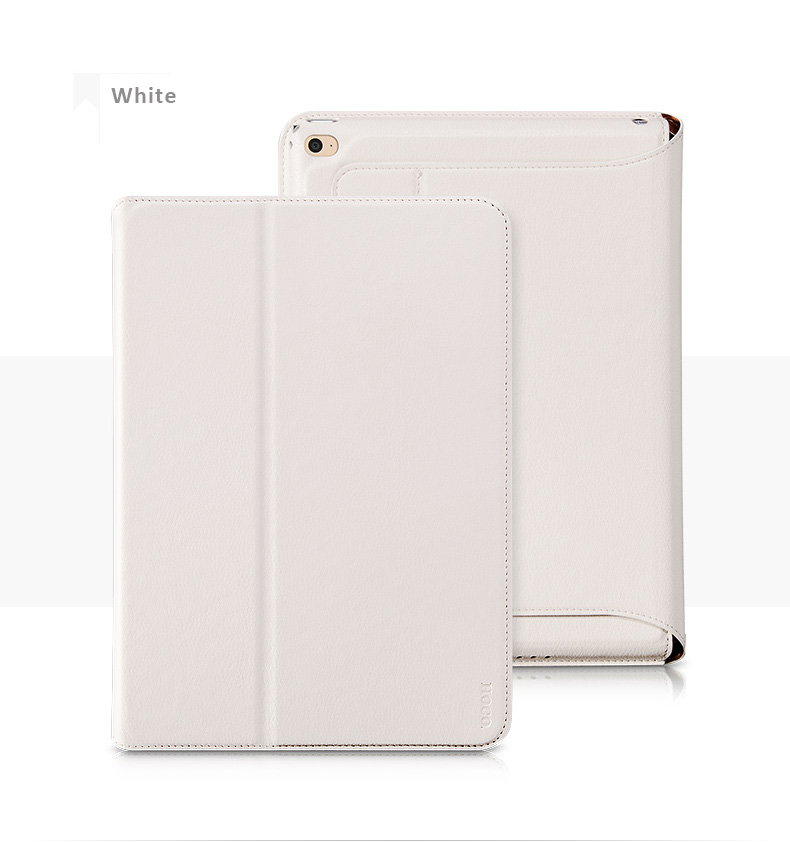 HOCO Geniune Leather Smart Covers for iPad Air 2 - Leo Series