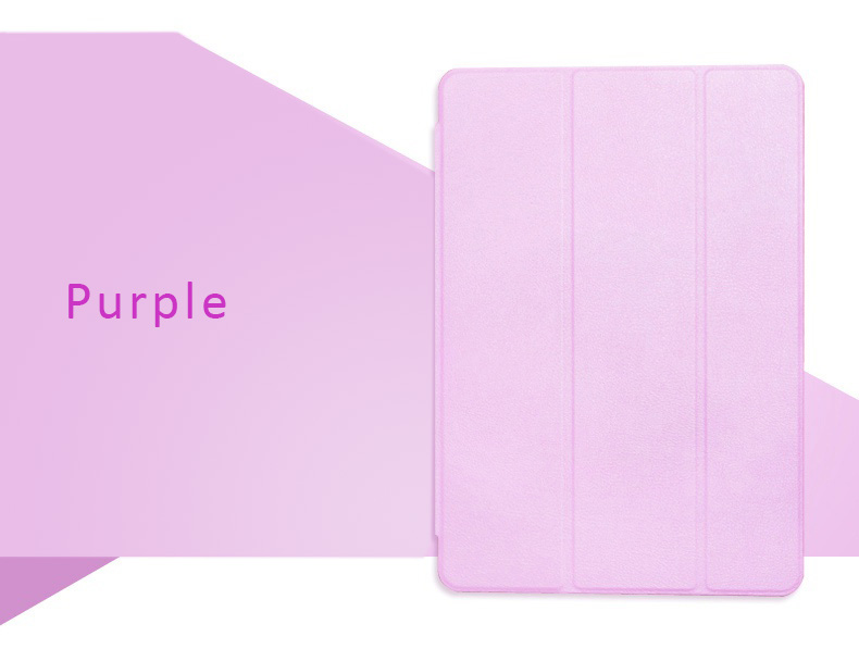 Macaron iPad Air 2 Protective Cases, Swiss imported PU leather+PC Back Shell, Gives full protection, Auto sleep/awake Feature.