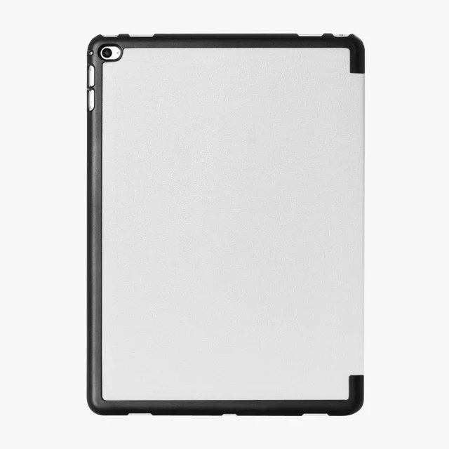 "iPad Pro 12.9"" Smart Covers with Stand and Auto Sleep/Awake Features, Simple and Concise Design"