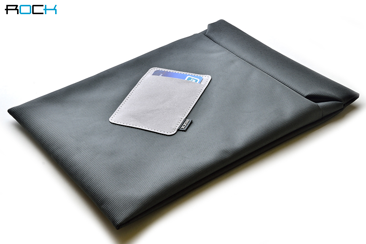 ROCK iPad 2 / The new iPad (iPad 3) and PC Tablet  Sleeve Bags - Waterproof, Anti-moisture, Anti-static, Anti-Slip