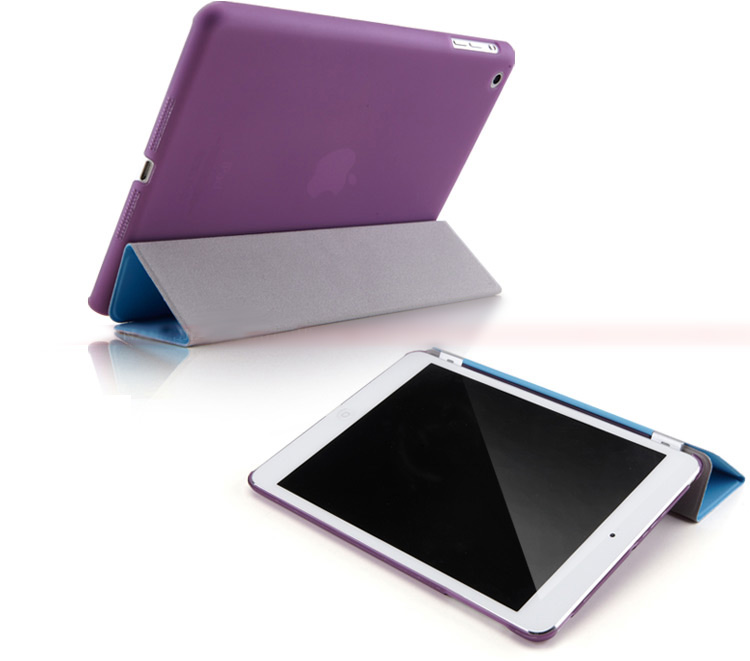 Canday Collage - Multiple colors collection smart covers for iPad Mini - Auto sleep / awake feature, made by Eco friendly material