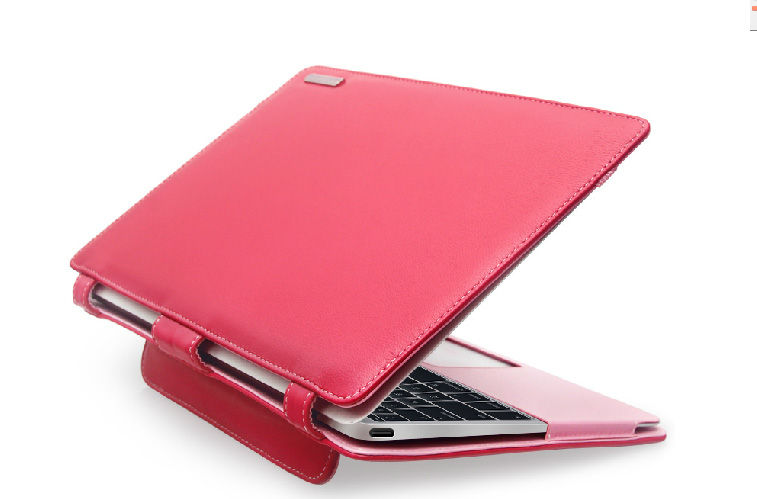 BKB Genuine Lambskin Leather Protective Cases for the new MacBook Ultra Light 12""