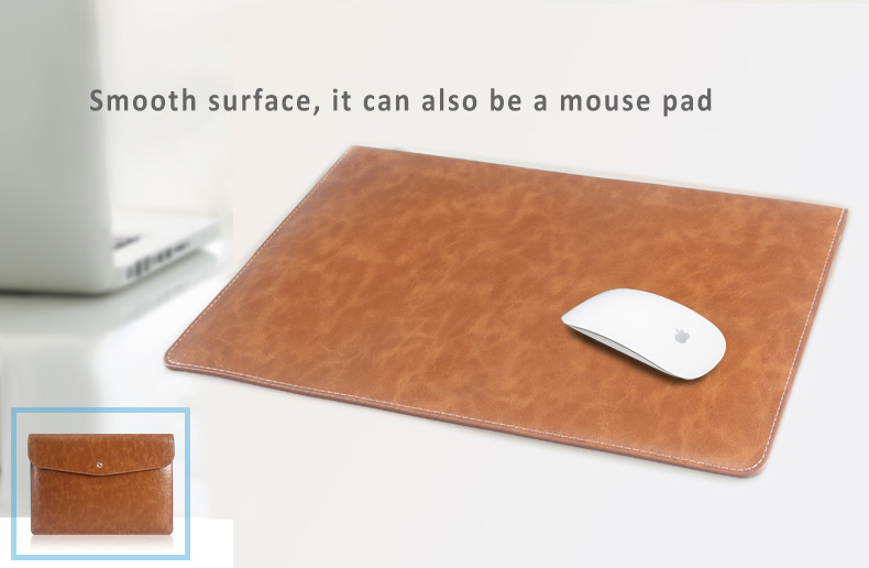 """Envelope Style Protective Sleeve Bags for MacBook Air & Pro, Pro Retina and the new Macbook 12"""""""