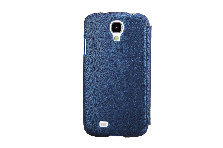 ROCK Samsung Galaxy S4 i9500 Phone Case Skin -Rock Design PU Leather + PU semi transparent back cover