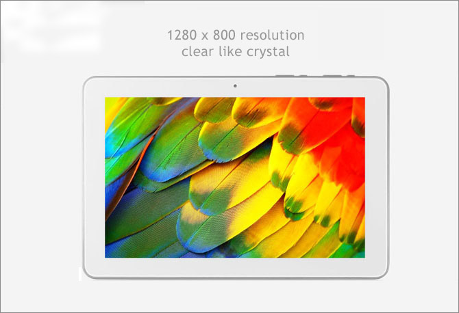 """Qualcomm Dual Core Andriod 4.0.4 """" 10.1"""" IPS 10 point touch screen Tablet, 3G, WiFi, Bloothtooth, GSM Phone, GPS, Skype, 3D Games"""