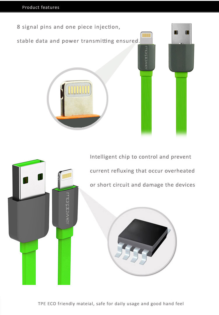 Rainbow Color Lightning Usb Cable For Iphone 5 5c 5s 6 Plus To Wiring Diagram